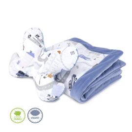 Baby set - kussen + deken - Emergency