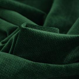 Kussen Wolk - groen - velvet