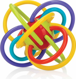 Nuby -  Bijtspeelgoed - Lots a loops