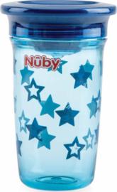 Beker 360°   - blauw - Nuby 300 ml