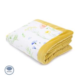 Baby deken Meadow - velvet