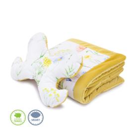 Baby set - kussen + deken - Meadow