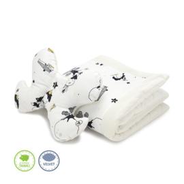 Baby set - kussen + deken - Kleine Prins