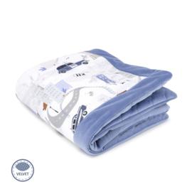 Baby deken Emergency - velvet