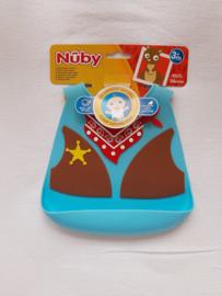 Nuby Silicone Slab - Cowboy