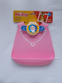 Nuby Silicone Slab - Prinses