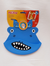 Nuby Silicone Slab - Shark