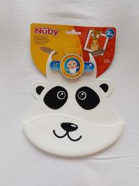 Nuby Silicone Slab - Panda
