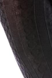 Maillot kabel zwart 'Karina'