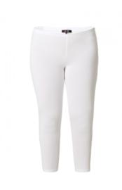 Driekwart legging Ycarus, wit