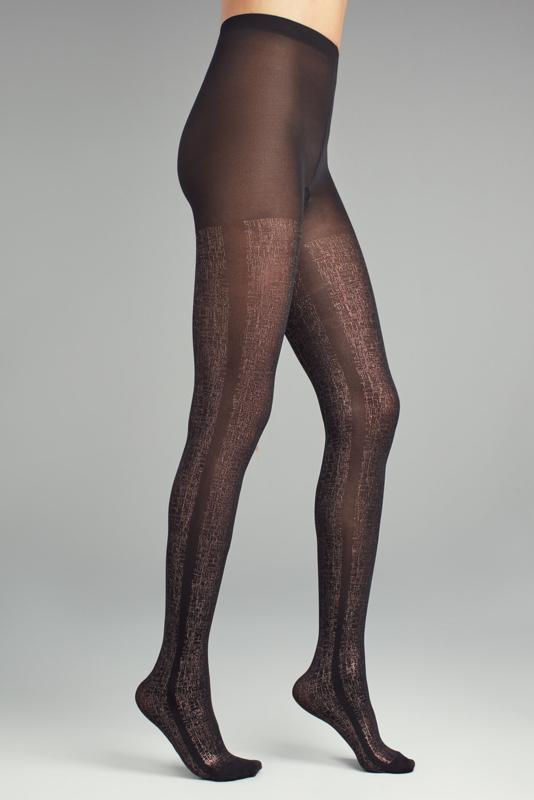 Panty metallic look 'Bright Copper'