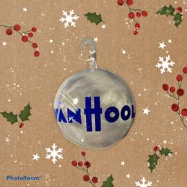 Kerstbal Van Hool