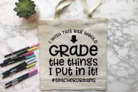 Grade things