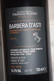 Franco Roero - Barbera d'Asti