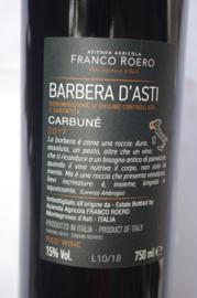 Franco Roero - Barbera d'Asti Cabunè