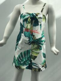 'Lily'jumpsuit groen.