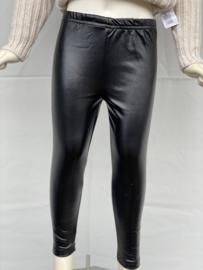 Lederlook legging