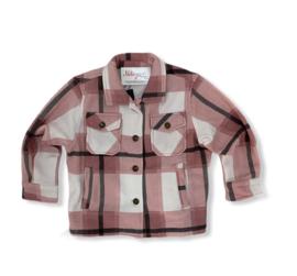 'Jenny ' blouse/ Jack roze.
