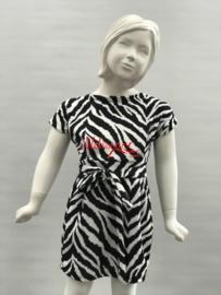 'Zebra' jurk