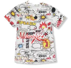 'Splash' Jongens T-shirt.
