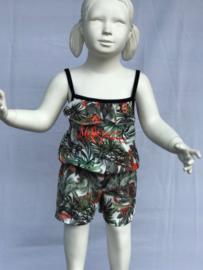 Palm Baby jumpsuit.