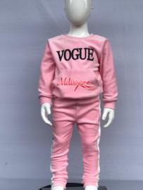 'Cindy' Vogue Huispak Roze.