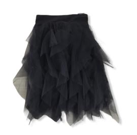 'Eva' drie lagen rok.