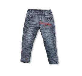 'Dean' jongens jeans Grijs.