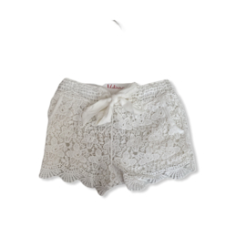 'Kimberley' hotpants wit