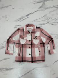 'Jenny ' blouse/Jack roze.