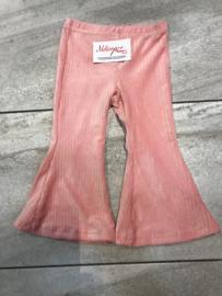'Kelly ' flair broek roze.