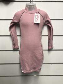 'Neon' Roze jurk.