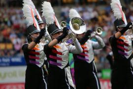 Sponsor-share for Jubal Drum & Bugle Corps