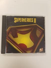 Jubal CD Superheroes