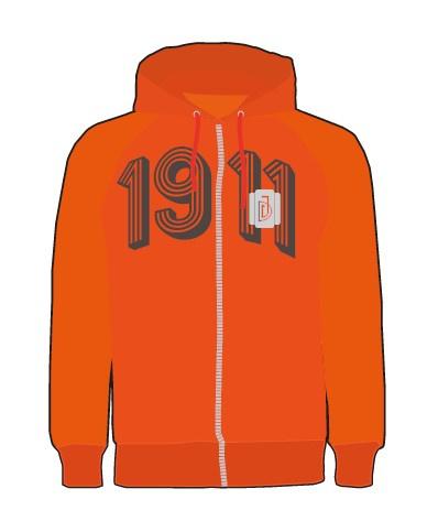 """Vest met capuchon  """"1911"""""""