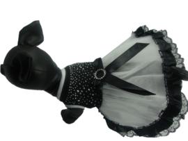 Katten jurkjes zwart