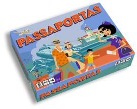 Passaportas game x 1