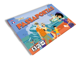 Travel Edition Passaportas - Dutch/French per unit