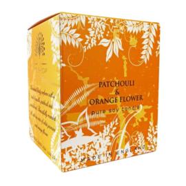 geurkaars Patchoeli & Orange Flower