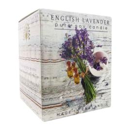geurkaars English Lavendel