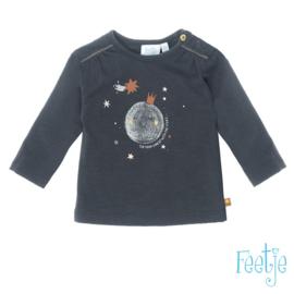 Feetje Longsleeve t-shirt Moon - Sparkle