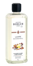 Poussière d'ambre - Amber Powder 1L