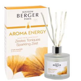 Parfumverspreider Aroma Energy Zestes Toniques