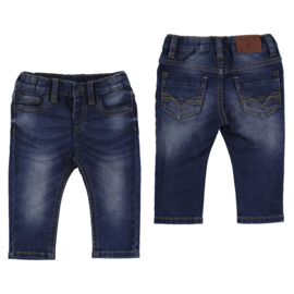 Mayoral Slim fit soft jeans