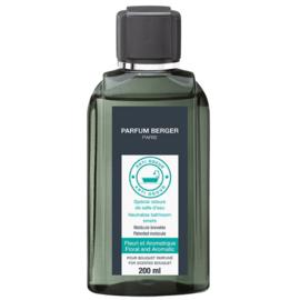 Navulling voor parfumverspreider 200ml Tegen Onaangename Badkamergeurtjes  N˚2