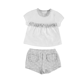 Mayoral Set topje en shorts Laylette