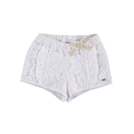 Mayoral Lace shorts