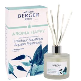 Parfumvespreider Aroma Happy Fraîcheur Aquatique