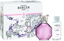 Lampe Berger Légende Améthyste giftset incl. 180ml L'Élégante Parisienne