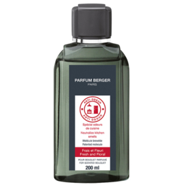 Navulling voor parfumverspreider 200ml Tegen Nare Keukenluchtjes